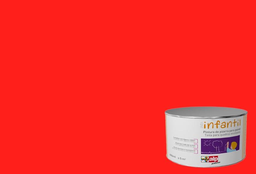 Pintura pizarra rojo alp pintura pizarra rojo ref 260101 - Pintura pizarra precio ...