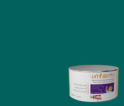 Pintura pizarra alp pintura pizarra verde ref 13745795 for Pizarra adhesiva leroy merlin