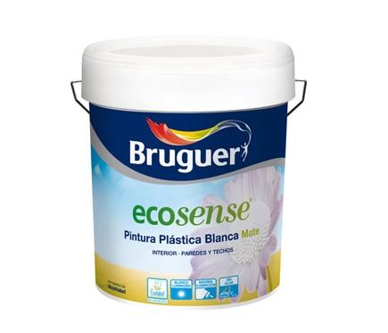 pintura blanca para interior bruguer ecosense mate ref