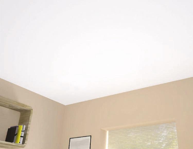 Pintura blanca para interior luxens techos mate ref - Leroy merlin pintura interior ...