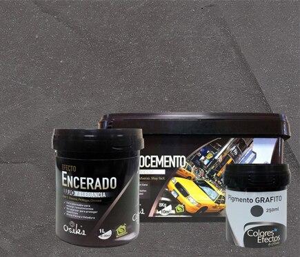 Microcemento grafito leroy merlin - Microcemento precio ...