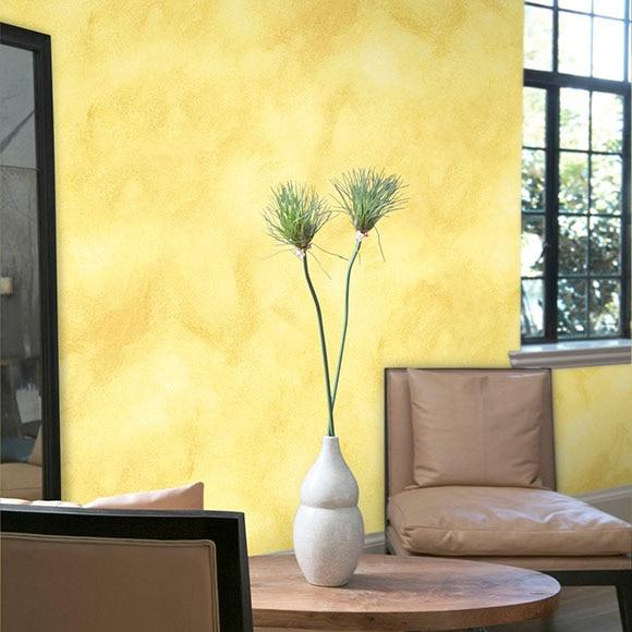 Pintura decorativa con efectos alp veladura maiz ref - Pintura decorativa efecto arena ...