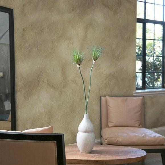 Pintura decorativa con efectos alp veladura piedra ref - Leroy merlin piedra pared ...