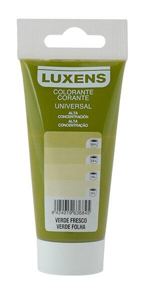 Colorante universal LUXENS VERDE FRESCO Ref. 16263072 - Leroy Merlin