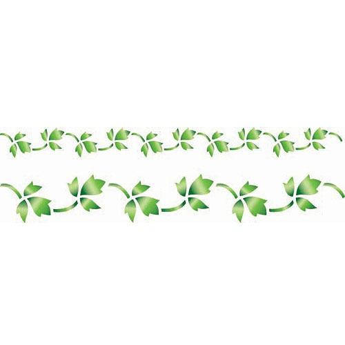 Plantilla Decorativa Les Decoratives N 34 Hiedra Ref - Cenefas Para ...