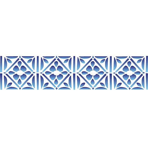 Plantilla decorativa les decoratives n 125 motivo for Les decoratives leroy merlin