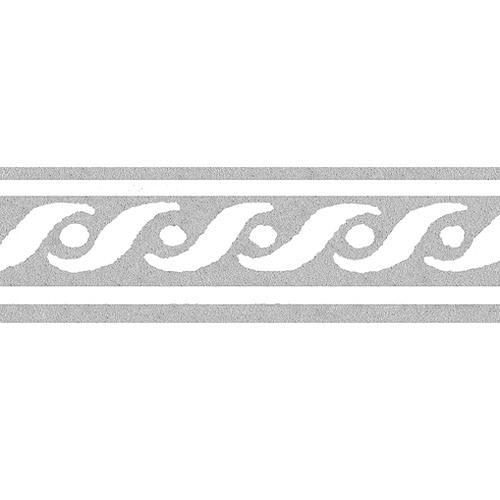 Greca adhesiva osaka modelo 109 ref 12327476 leroy merlin - Plantillas para la pared ...