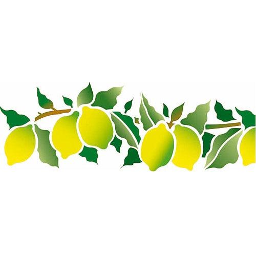 Les decoratives plantilla decorativa n 102 limonero - Les decoratives leroy merlin ...