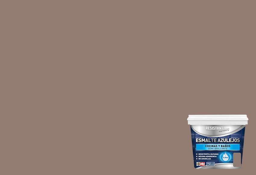 Esmalte azulejos chocolate leroy merlin for Pintura para azulejos leroy merlin