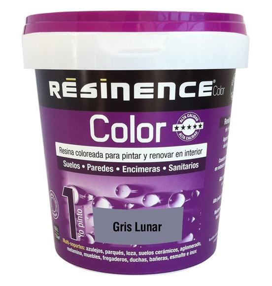 resinence gris lunar leroy merlin. Black Bedroom Furniture Sets. Home Design Ideas