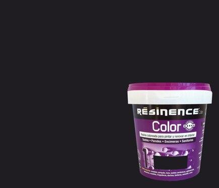 r sinence color satinado negro resinence negro ref 16761990 leroy merlin. Black Bedroom Furniture Sets. Home Design Ideas