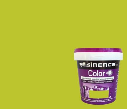r sinence color satinado wasabi resinence wasabi ref 16762011 leroy merlin. Black Bedroom Furniture Sets. Home Design Ideas