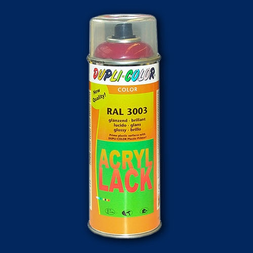 Spray decorativo dupli color azul brillante ref 12035856 - Pintura leroy merlin precios ...