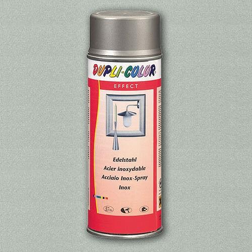 Imprimaci n en spray dupli color efecto acero inoxidable - Pintura color acero inoxidable ...