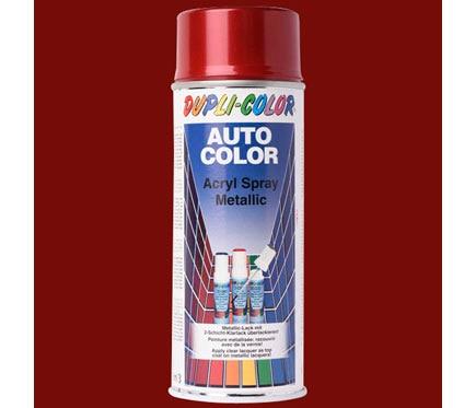 Spray metalizado