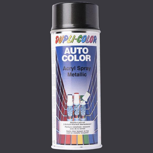 Spray para coches dupli color gris metalizado ref - Spray pintura metalizada ...