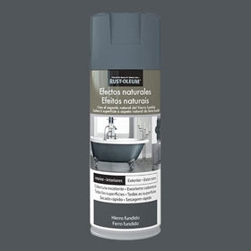 Spray con efecto RUST-OLEUM METALIZADO MATE