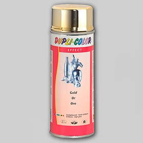 Pintura en aerosol para cristal