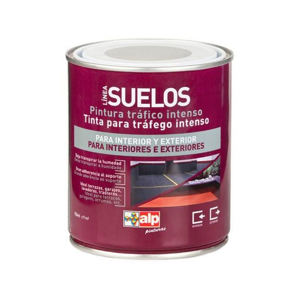 Pintura para suelos alp verde ref 14959203 leroy merlin - Pintura para suelos exterior ...