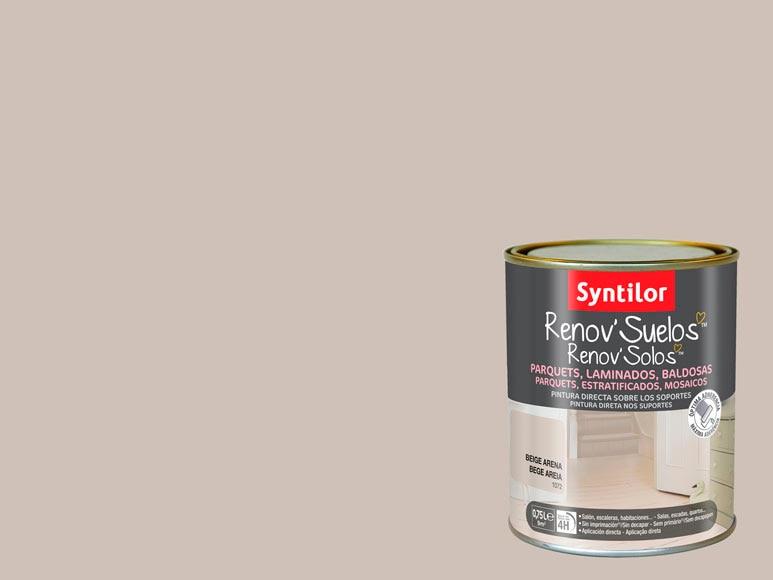pintura para suelos beige arena ref 17526040 leroy merlin