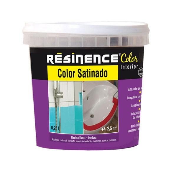 pintura de resina multisuperficie r sinence gris aluminio. Black Bedroom Furniture Sets. Home Design Ideas