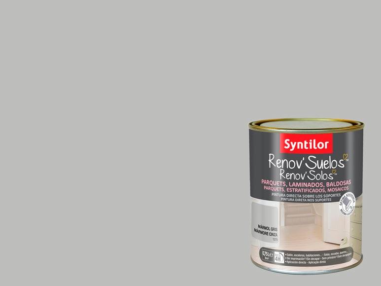 Pintura para suelos m rmol gris ref 17526026 leroy merlin - Masilla para marmol leroy merlin ...