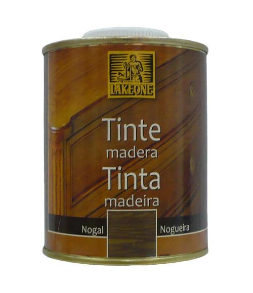 Tinte para madera lakeone tinte para madera nogal ref - Tinte para madera ...
