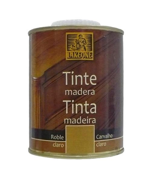 Tinte para madera lakeone tinte para madera roble claro - Tinte para madera ...