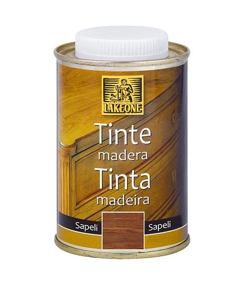 Tinte para madera lakeone tinte para madera sapeli ref - Pintura para madera leroy merlin ...