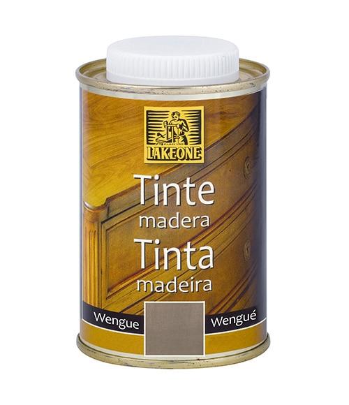 Tinte para madera lakeone tinte para madera wengu ref for Madera wengue