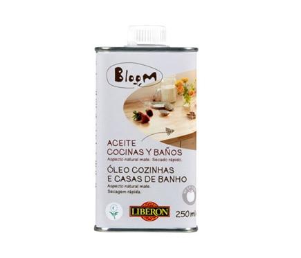 Aceite para cocinas y baños Liberon BLOOM