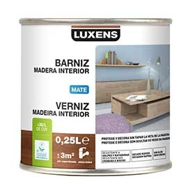 LUXENS MATE ROBLE DORADO