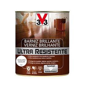 Barniz incoloro para madera materiales de construcci n - Barniz para exteriores ...