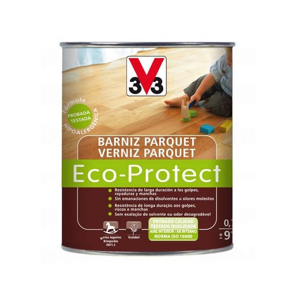 Barniz para parqu eco protect mate v33 parquet eco - Barniz para parquet ...