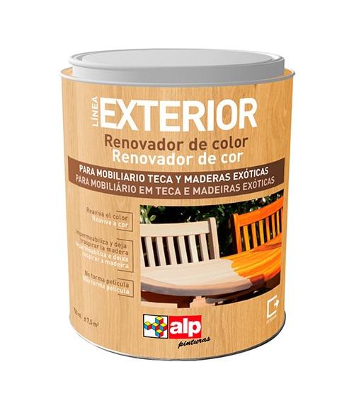 Aceite de teca alp renovador teca ref 14724801 leroy merlin - Aceite de teca para madera ...