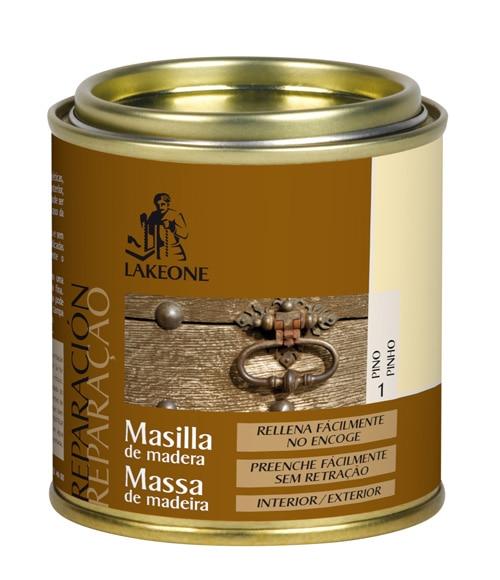 Masilla para madera lakeone pino ref 11080181 leroy merlin - Masilla para reparar madera ...