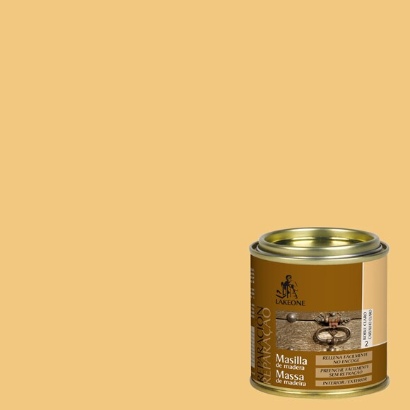 Masilla Para Madera Lakeone Roble Claro Ref 11080202 Leroy Merlin