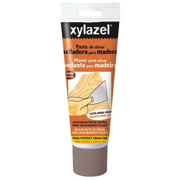 Pasta para madera xylazel especial para alisar ref - Masilla para marmol leroy merlin ...
