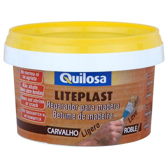 Masilla para madera quilosa liteplast roble ref 14725025 - Masilla para reparar madera ...