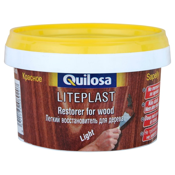 masilla para madera quilosa liteplast sapeli ref 14725032