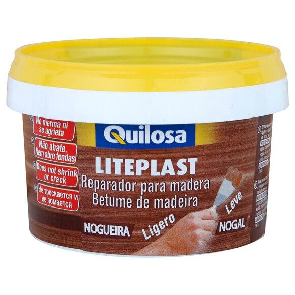 Masilla para madera quilosa liteplast nogal ref 14725060 - Masilla para marmol leroy merlin ...