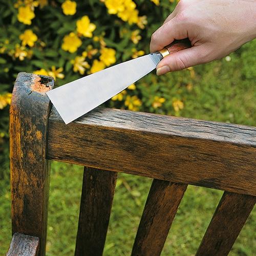 Masilla para madera productos promade b sica natural ref 576282 leroy merlin - Masilla para tapar agujeros en madera ...