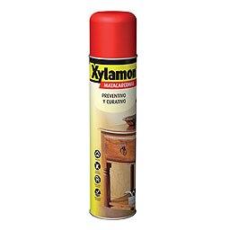 Tratamiento preventivo y curativo en aerosol xylamon - Tratamiento carcoma muebles ...