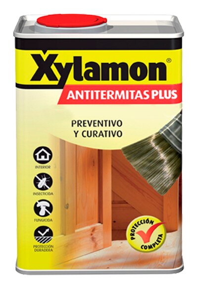 Matacarcomas y anti termitas antitermitas xylamon t especial ref 13557852 leroy merlin - Fumigene anti puce leroy merlin ...