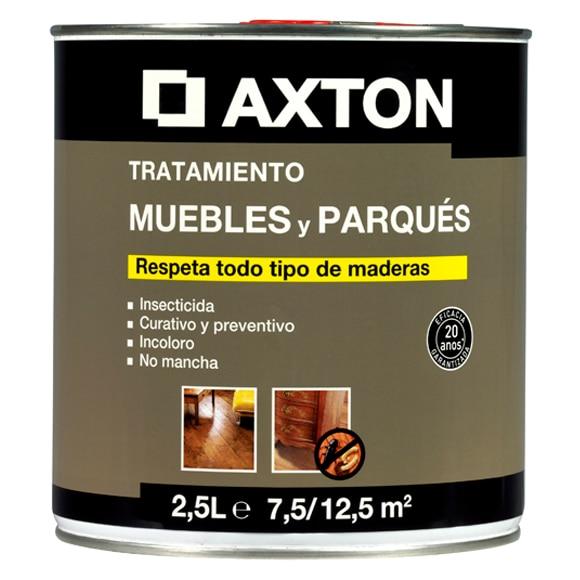 Matacarcomas y anti termitas Axton TRATAMIENTO DEL MUEBLE ...
