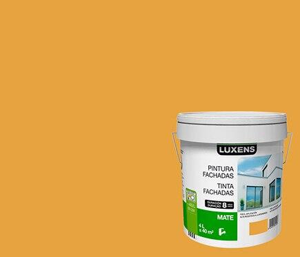 pintura para fachadas luxens 8 a os albero ref 15630496