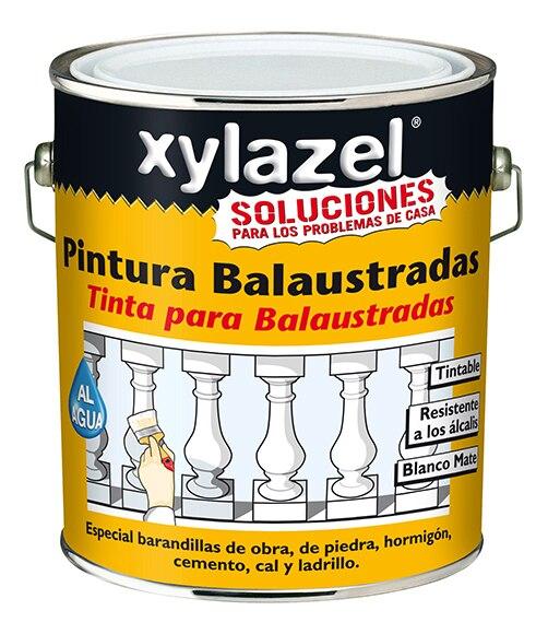 Balaustradas blanco leroy merlin - Precio pintura exterior leroy merlin ...