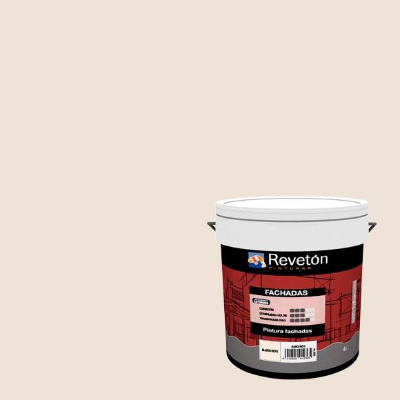 Pintura para fachadas revet n blanco roto ref 19923596 for Pintura blanco roto gris