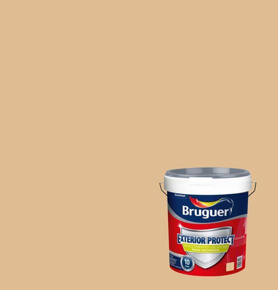 Pintura para fachadas bruguer protect arena ref 17563833 for Pintura interior color arena