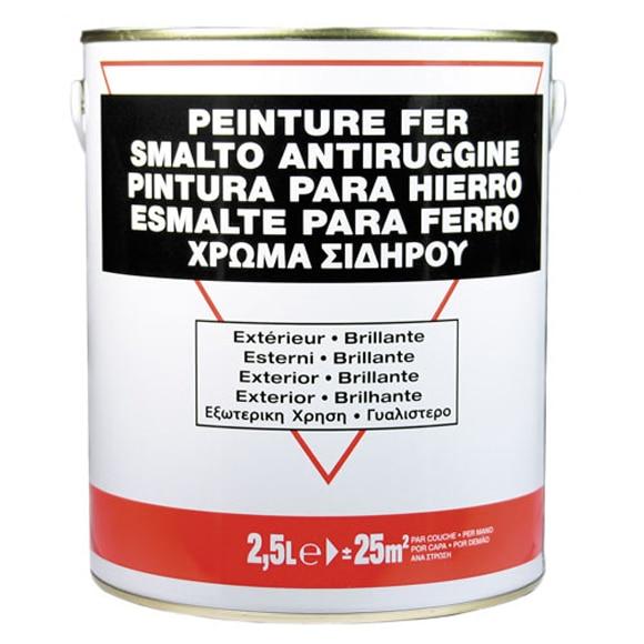 Casas cocinas mueble pintura hierro - Pintura para hierro exterior ...
